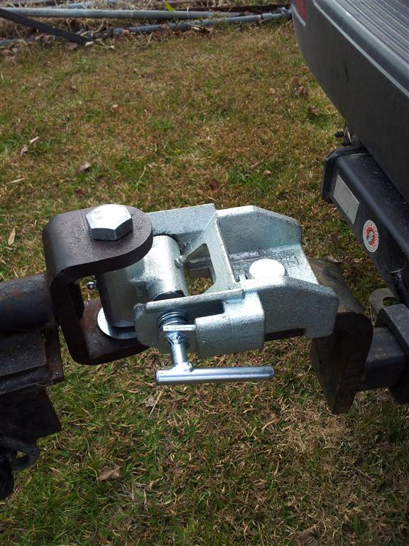 New  Trailer Couplings For Your Caravan  Without A Hitch  Without A Hitch